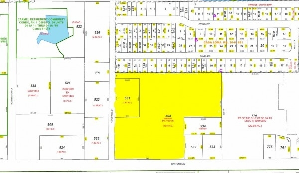 Listing Image #1 - Land for sale at 0 Cogswell St., Rockledge FL 32955