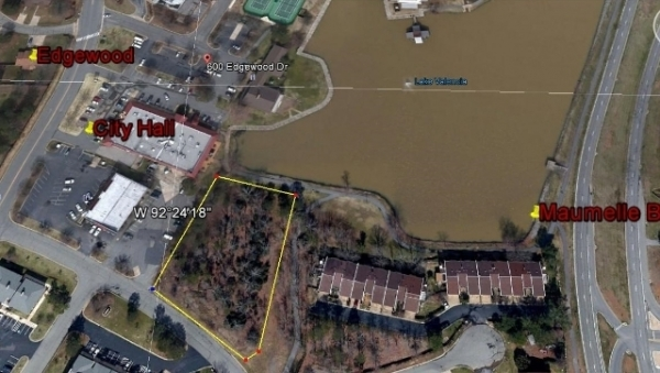 Listing Image #1 - Land for sale at 00 Valencia Drive, Maumelle AR 72113