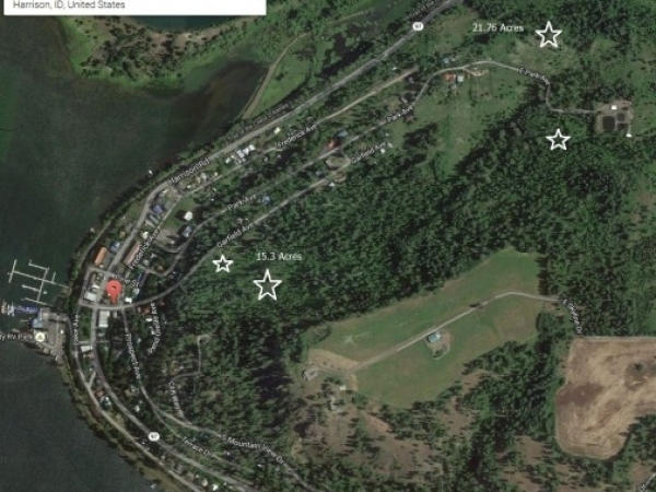 Listing Image #1 - Land for sale at Park Ave and Garfield Ave, Harrison ID 83833