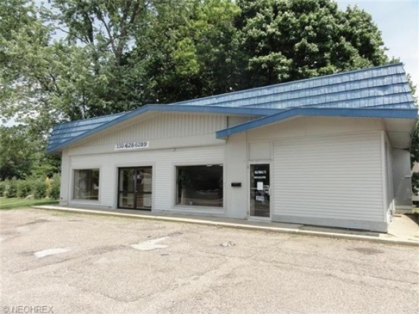 Listing Image #1 - Retail for sale at 67 S Cleveland Ave, Mogadore OH 44260