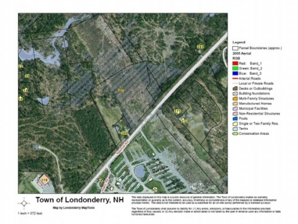 Listing Image #1 - Land for sale at 296 Nashua Rd (C-640), Londonderry NH 03053
