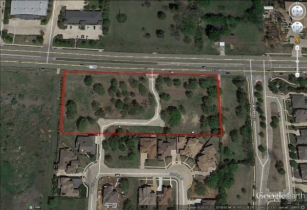 Listing Image #1 - Land for sale at 1750 Keller Pkwy, Keller TX 76248