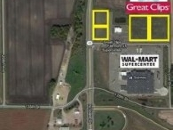 Listing Image #1 - Land for sale at Hwy 15 & I-90, Fairmont MN 56031