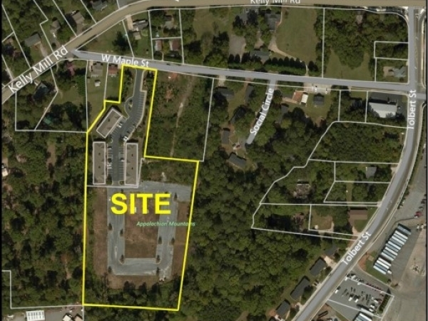 Listing Image #1 - Land for sale at 514 West Maple Street, Cumming GA 30040