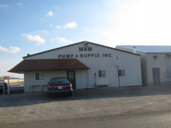 Listing Image #1 - Industrial for sale at 4814 Paradise Rd., Mattoon IL 61938