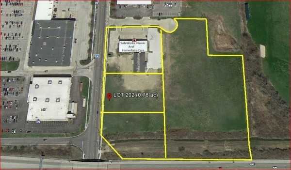 Listing Image #1 - Land for sale at North Market St., Champaign IL 61822