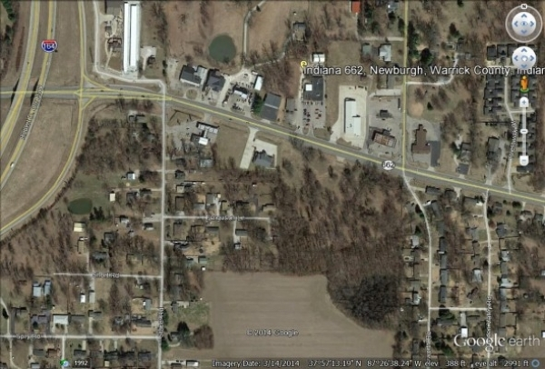 Listing Image #1 - Land for sale at SR 662, Newburgh IN 47630