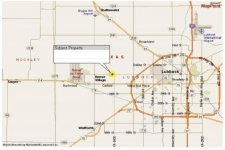 Listing Image #1 - Land for sale at 7341 W. 4th Street, Lubbock TX 79416