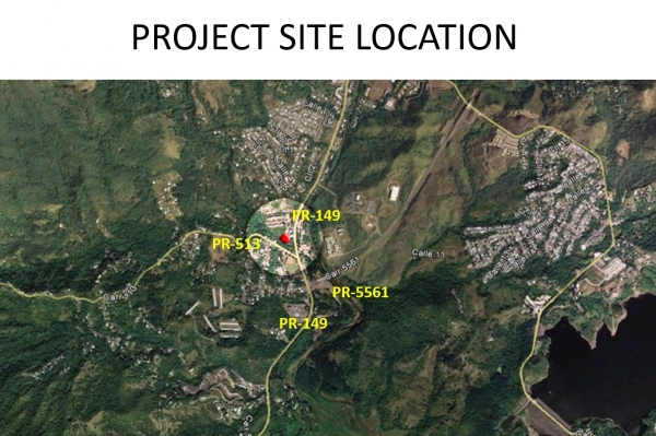Listing Image #1 - Land for sale at Highway 149, el maguey, Villalba PR 00791