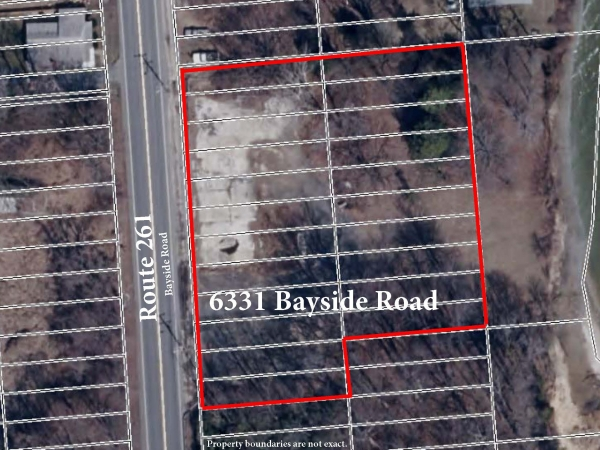 Listing Image #1 - Land for sale at 6331 Bayside Road, Chesapeake Beach MD 20732