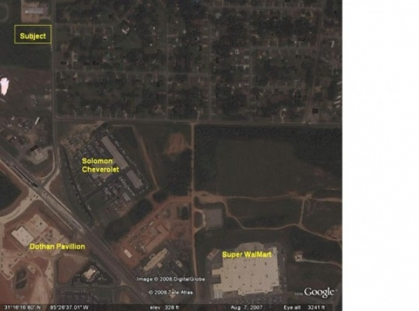 Listing Image #1 - Land for sale at Napier Field Road, Dothan AL 36303