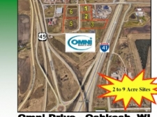 Listing Image #1 - Land for sale at Lot # 1 Omni Drive, Oshkosh WI 54904