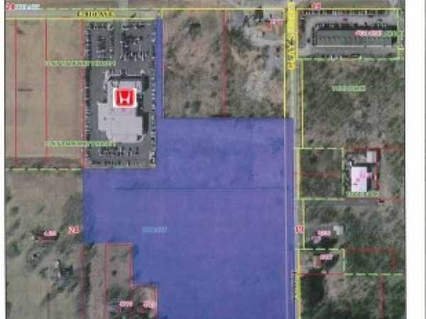 Listing Image #1 - Land for sale at 8300 Clay Street, Hobart IN 46342