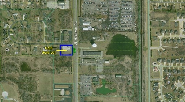 Listing Image #1 - Land for sale at 8016 US 41, Schererville IN 46375