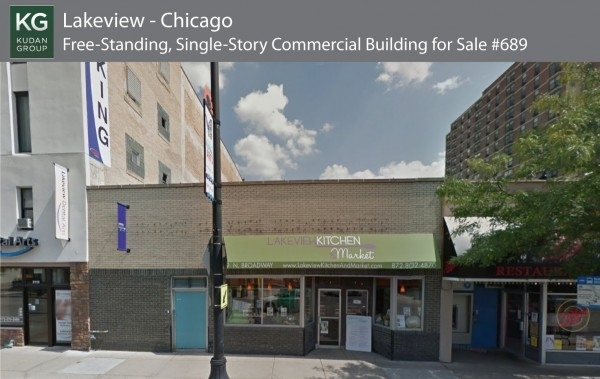 Listing Image #1 - Retail for sale at 3109 N. Broadway St., Chicago IL 60657