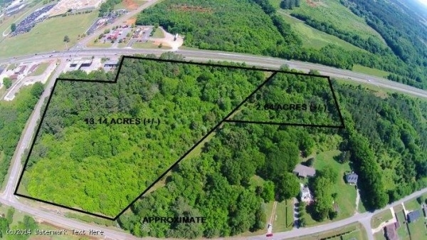 Listing Image #1 - Land for sale at Highway 72 and Shields Road, Huntsville AL 35811