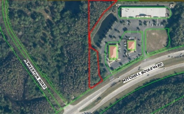Listing Image #1 - Land for sale at mitchell boulevard, Trinity FL 34655