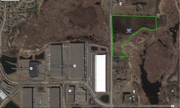 Listing Image #1 - Land for sale at 13700 Brockton Lane N, Rogers MN 55374
