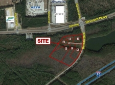 Land for sale in Savannah, GA