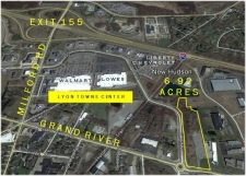 Land for sale in New Hudson, MI