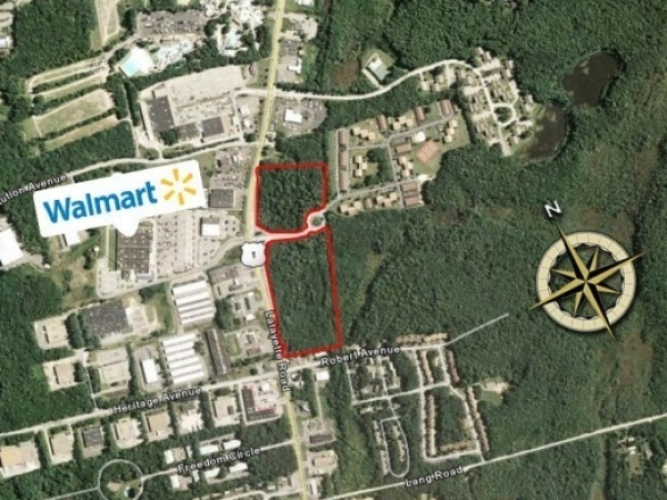 Listing Image #2 - Land for sale at Lafayette Road and White Cedar Boulevard, Portsmouth NH 03801