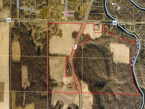 Listing Image #1 - Land for sale at XXX Viking Blvd, Oak Grove MN 55303