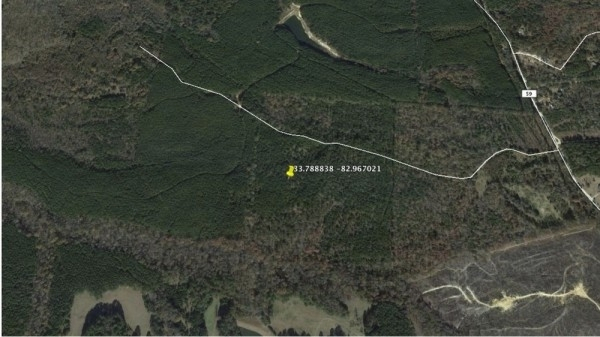 Listing Image #1 - Land for sale at 0 Chafin Echols Road, Rayle GA 30660