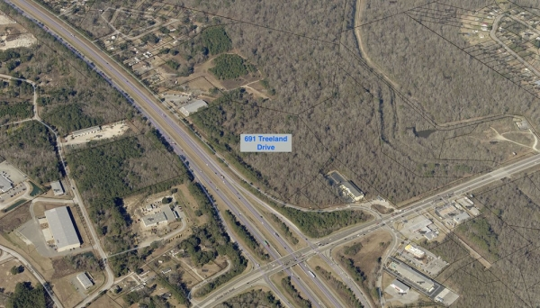 Listing Image #1 - Land for sale at 691 Treeland Drive, Ladson SC 29456