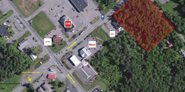 Listing Image #1 - Land for sale at 940 Route 940, Pocono Lake PA 18610