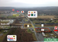 Land for sale in Brodheadsville, PA