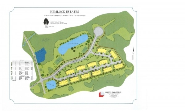 Listing Image #1 - Land for sale at 625 Hemlock Drive, Tobyhanna PA 18466