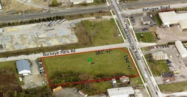 Listing Image #1 - Land for sale at 0 Lockbourne Road, Columbus OH 43207
