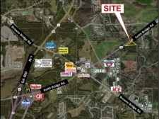 Listing Image #1 - Land for sale at 3810 Keith Bridge Road, Cumming GA 30041