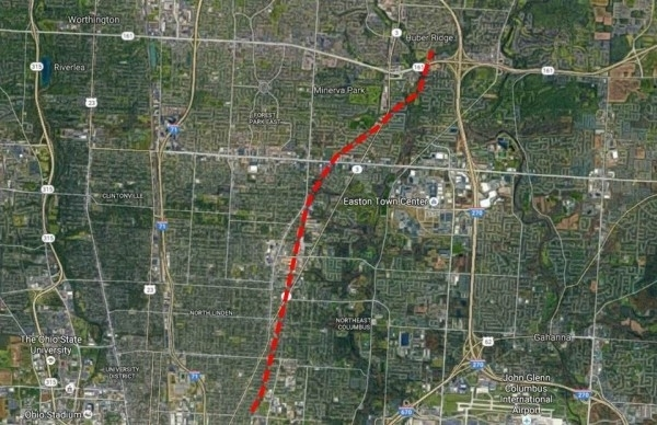 Listing Image #1 - Land for sale at 17th Ave to Cooper Rd, Columbus OH 43224