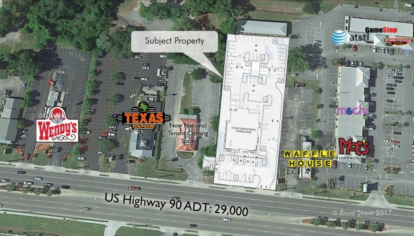 Listing Image #1 - Retail for sale at 2987 W US Hwy 90, Lake City FL 32055