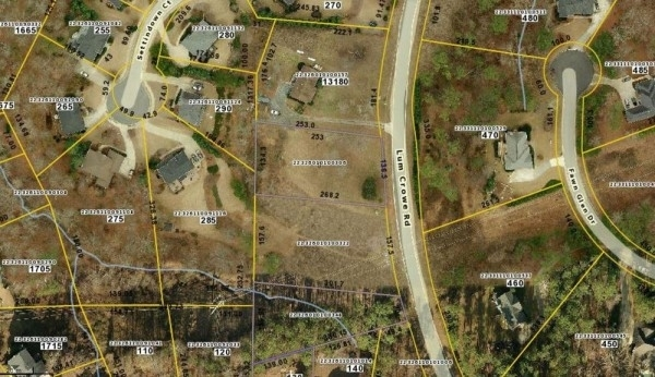 Listing Image #1 - Land for sale at Lum Crowe Road, Roswell GA 30076