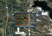Land for sale in Uncasville, CT