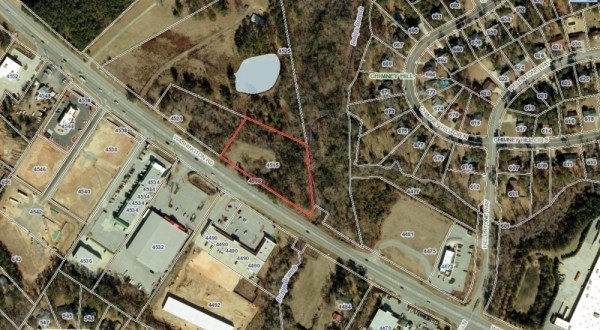 Listing Image #1 - Land for sale at 4515 Washington Road, Evans GA 30809
