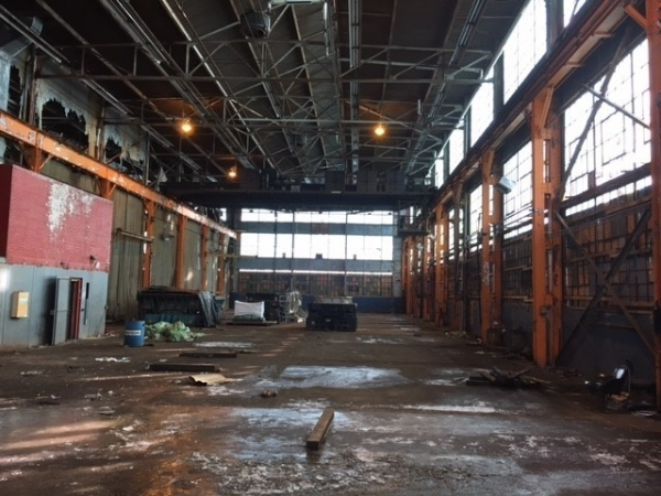 Listing Image #1 - Industrial for sale at 1925 Clay at St. Aubin, Detroit MI 48211