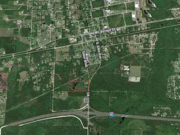 Listing Image #1 - Land for sale at 9408 County Road 125 S, Glen St. Mary FL 32040