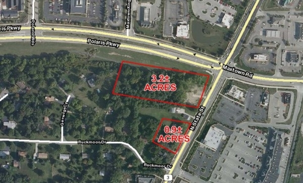 Listing Image #1 - Land for sale at 815, 825 N State St, Westerville OH 43082