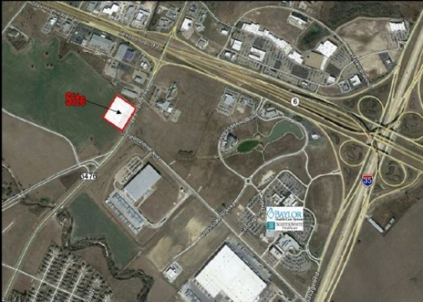 Listing Image #1 - Land for sale at Bagby and Corporation, Waco TX 76712