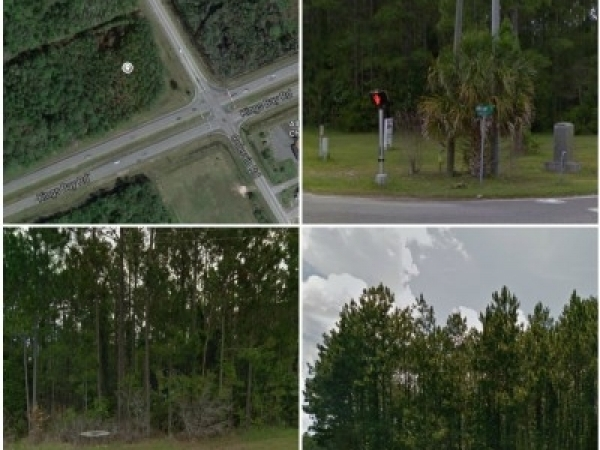 Listing Image #1 - Land for sale at n/a V/L NW CORN KINGS BAY & COLERAIN ROAD, St. Marys GA 31558