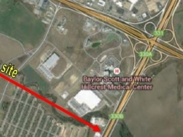 Listing Image #1 - Land for sale at 6100 Interstate Hwy 35, Waco TX 76712