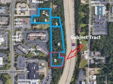 Land for sale in Little Rock, AR