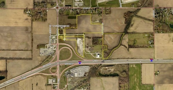 Listing Image #1 - Land for sale at N CR 600 W, Greenfield IN 46140