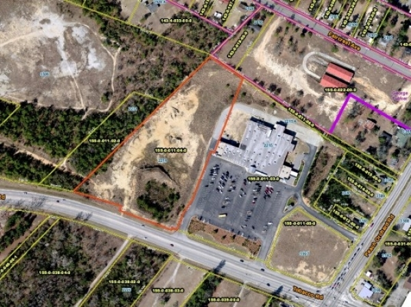 Listing Image #1 - Land for sale at 2219 Tobacco Road, Augusta GA 30906