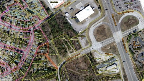 Listing Image #1 - Land for sale at 737 A Scott Nixon Memorial Blvd, Augusta GA 30907
