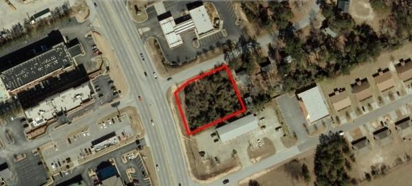 Listing Image #1 - Land for sale at 4070 Jimmie Dyess Pky, Augusta GA 30909