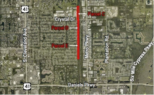 Listing Image #1 - Land for sale at Multiple Parcels - Crystal Dr., Fort Myers FL 33907